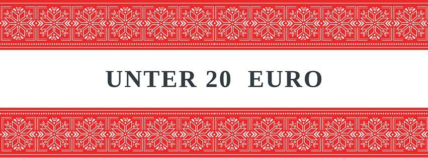 Für weniger als 20 € bekommt man bereits die Putzbox als ideales Weihanchtsgeschenk