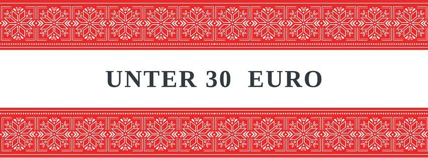 Pferderucksack Luna als Weihnachtsgeschenk unter 30 €