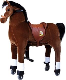 Reitpferd Pony Schaukelpferd - 1