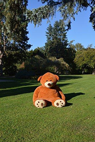 Riesenteddybär mit unglaublichen 2,5 Metern Größe
