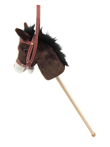 """Steckenpferd """" My little Pony"""" mit den vielen Extras"""